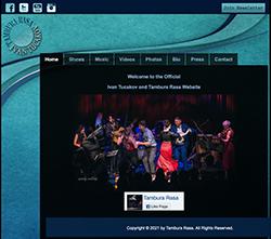 Tambura Rasa Old Website